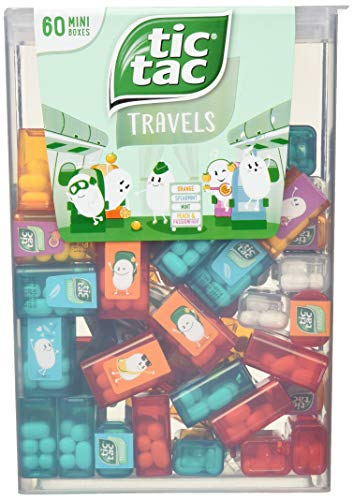 Tic Tac Mini Liliput 60er Minidose, 1er Pack (1 x 228 g)