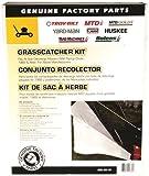 MTD Genuine Parts Side Grass Catcher Oem-190-110 Lawn Mower Grass Catcher