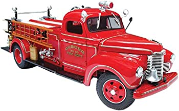 NBCT Spec Cast 1/16th High Detail Limited Ed International KB-5 Fire Truck by DCP