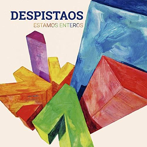 Despistaos - Estamos Enteros (CD Digipack)