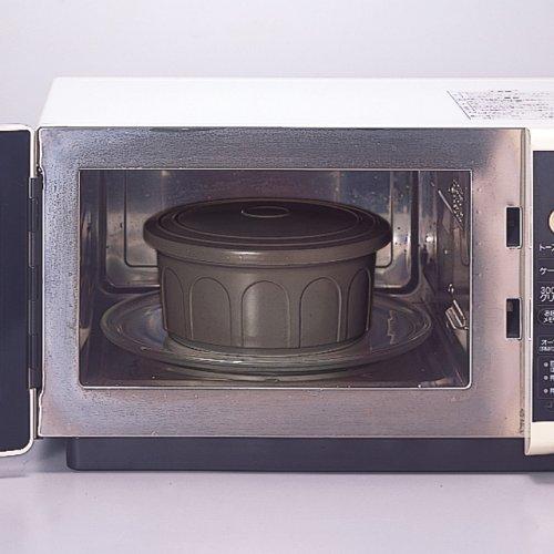 有田焼遠赤セラミックスご飯用保存容器おひつ君S-40B