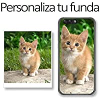 Tumundosmartphone Personaliza tu Funda Gel con tu Fotografia para Huawei P20 Lite Dibujo Personalizada
