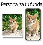 Tumundosmartphone Personaliza tu Funda Gel con tu Fotografia para Samsung Galaxy S9 Plus Dibujo Personalizada