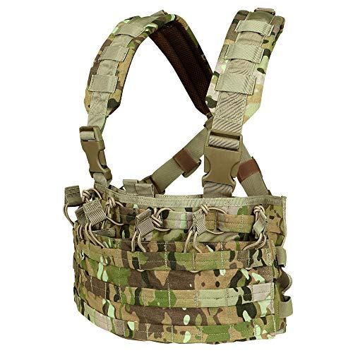 CONDOR Tactical Rapid Assault Chest Rig (Multicam)
