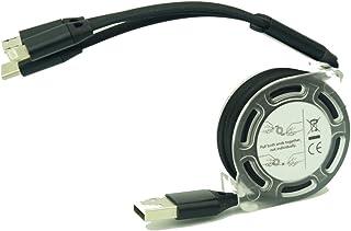 最新充電ケーブル バージョン 3in1 充電ケーブル 巻き取り 急速USB対応ケーブル Type-C/lighting iPhone/Android 同時給電 usbケーブル 长度1.5m