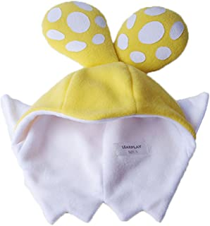 Unisex Squid Caps Inkling Boy Girls Balaclava Hats Octoling Headwear for Splatfest