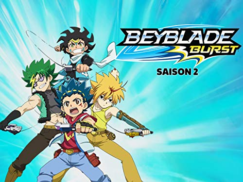 Beyblade Burst Evolution - Saison 2