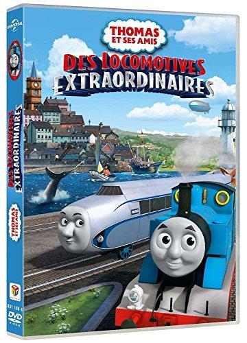 Thomas et ses amis - Des locomotives extraordinaires [Francia] [DVD]