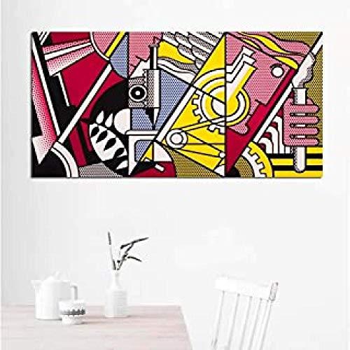 JDFKK Puzzles Rompecabezas Abstracto, Madera 1000 Piezas Creative Puzzle- Roy, Los Niños Que Lo Acompañan Es El Mejor Amor para Él Rompecabezas