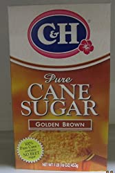 C&H Brown Sugar Light Brown Sugar and Butter. Mrs. Mac's Homemade Butterscotch Candy Recipe- www.DrJeanLayton.com