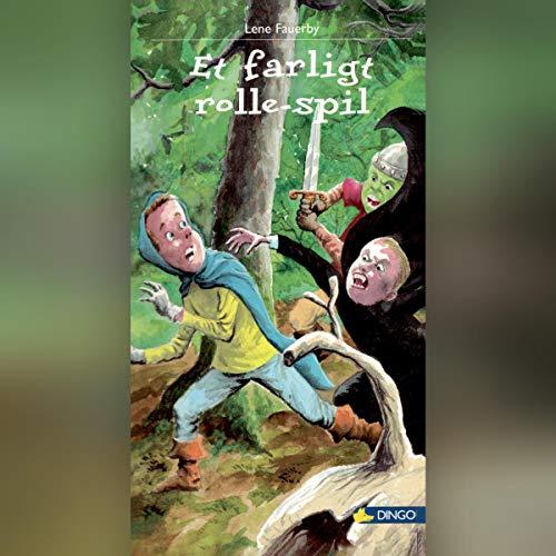 Et farligt rolle-spil 1 cover art