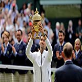 Euphoria Eshop Novak Djokovic Iconic HD Poster 30,5 x 30,5