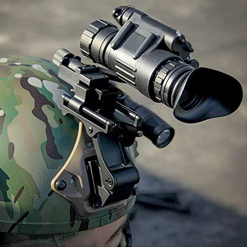 Nuevo PVS-14 visión nocturna infrarroja monocular digital táctica visión nocturna alcance para disparar telescopio