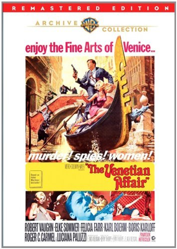 The Venetian Affair (Remastered) by Robert Vaughn