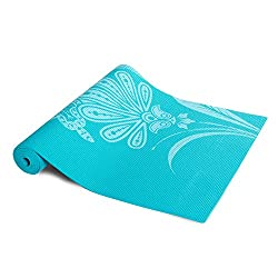 Gift Ideas for a Healthy Lifestyle - Yoga Mat