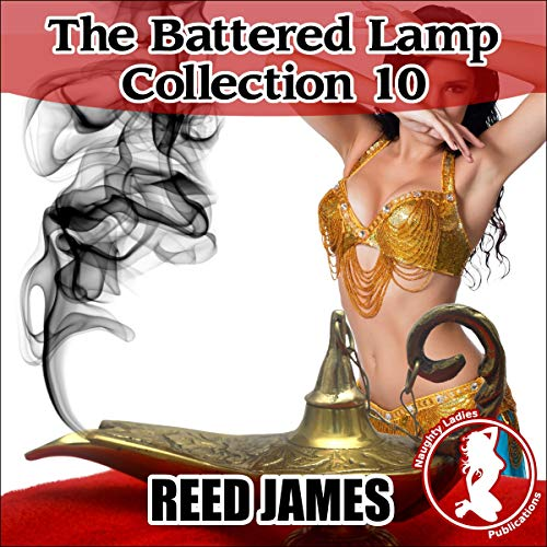 The Battered Lamp Collection 10 audiobook cover art