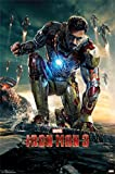Iron Man 3 Robert Downey Jr Poster Drucken (60,96 x 91,44