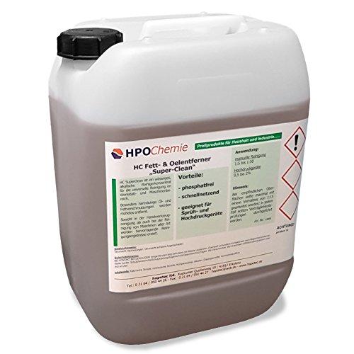 HPOChemie HC Fett- & Ölentferner