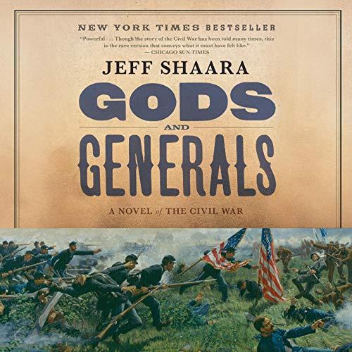 Gods and Generals cover art