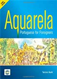 NEW-5th Edition (2020) Portuguese Textbook & Audio Files: AQUARELA Portuguese for Foreigners