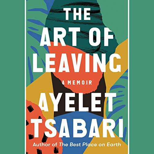 The Art of Leaving audiobook cover art