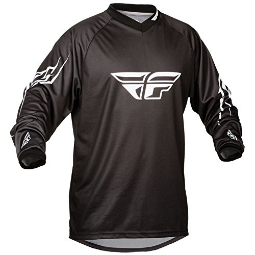 Fly Racing Jersey Universal Schwarz Gr. L