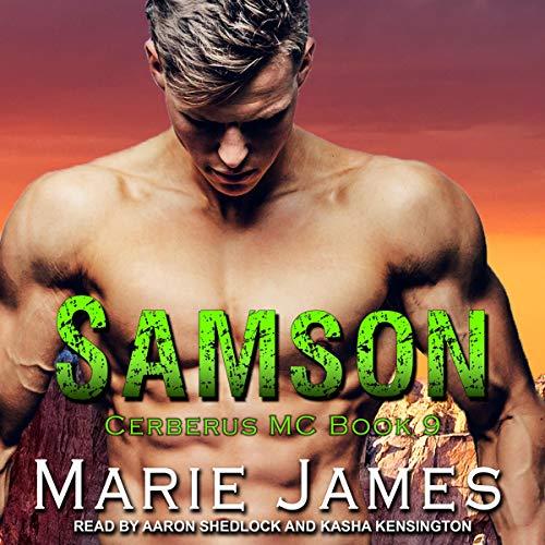 Samson  By  cover art