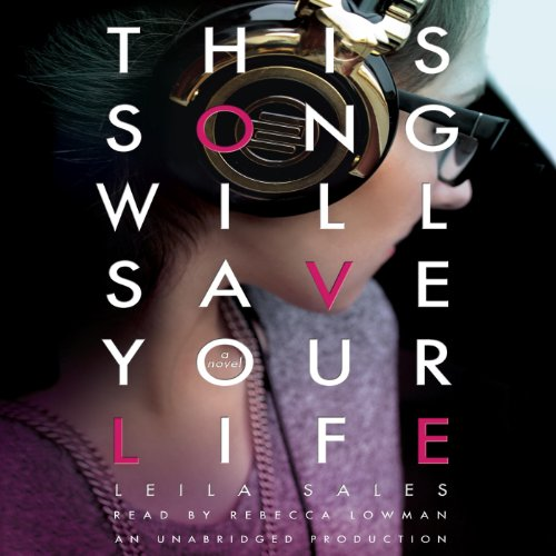 This Song Will Save Your Life audiobook cover art