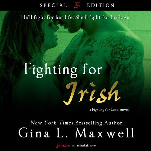 Fighting for Irish cover art