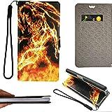 Oujietong Flip Funda para Selecline Smartphone 5 S1 20 8 Go 5 Pouces Funda Carcasa Case Cover HL