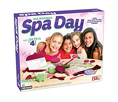 SmartLab Toys All-Natural Spa Day by Smart Lab