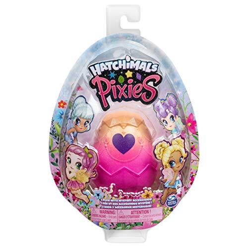 Hatchimals Egg COL Pixies Hatchtimals BP GML, 6047278, Mehrfarbig