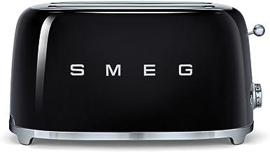 SMEG 4 Slices Stainless Steel Toaster - TSF02BLEU