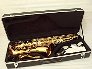 OPUS USA By Ktone Professional Gold Tenor Saxophone Sax Brand New