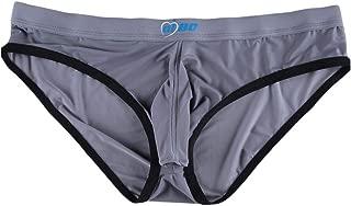 Sexy Men's Smooth Bikini Briefs Airplane Underwear