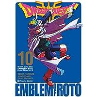 Dragon Quest Emblem Of Roto nº 10/15 (Manga Shonen)