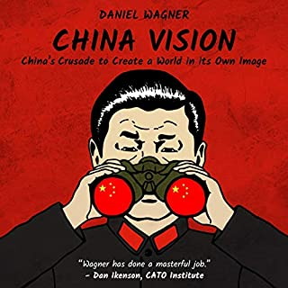 China Vision audiobook cover art