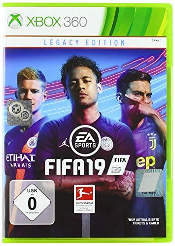 FIFA 19 - Legacy Edition - Xbox 360 [Importación alemana]
