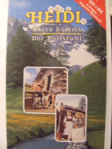 Heidi 23+24 - Klara kommt/Der Rollstuhl- 2 Folgen
