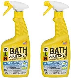 clr cleaner bath and kitchen