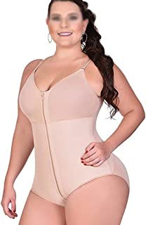 All in One Breathable Shapewear for Women Adjustable Body Shaping Jumpsuit for Tummy Control, Thigh Slimming