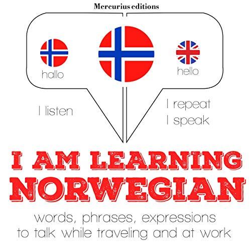 I am learning Norwegian audiobook cover art