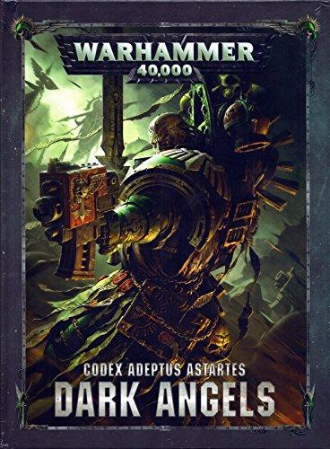 Codex: Dark Angels SPACE MARINES (Deutsch) Warhammer 40k Games Workshop 40.000
