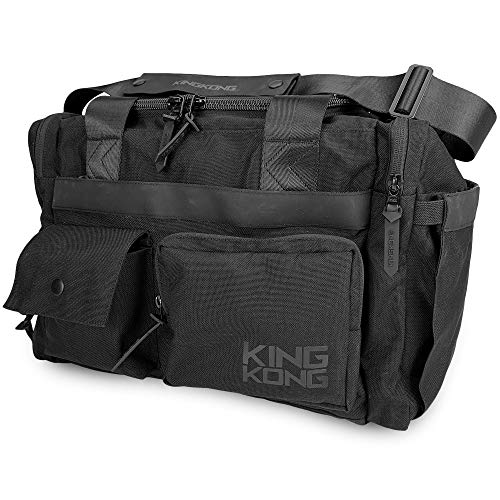 Our #2 Pick is the King Kong Plus33 JNR Gym Bag