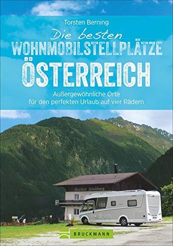 Die besten Wohnmobilstellplätze Österreich. Außergewöhnliche Orte für den perfekten Urlaub auf vier Rädern. Mit einer exklusiven Auswahl an einzigartigen Stellplätzen in herrlicher Natur.