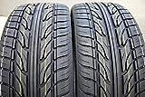 Set of 2 (TWO) Haida Racing HD921 Performance Radial Tires-195/45R16 84V XL