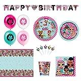Pack Completo de Cumpleaños de LOL