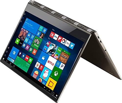 Lenovo Yoga 920 2-in-1 Ultrabook Laptop, 13.9in FHD IPS Touchscreen,...