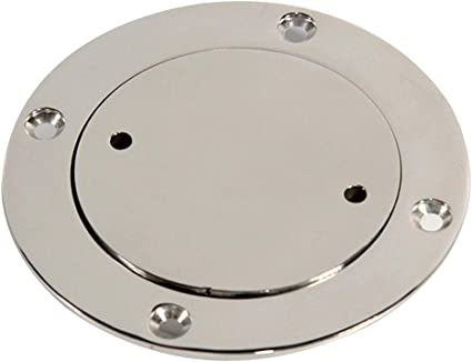 4inch Inspection Hatch with Detachable Covers Marine Access  Deck Plate