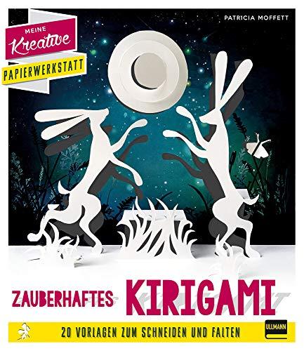 Papierschnitt: Zauberhaftes Kirigami: 20 Ideen und Vorlagen zum Schneiden und Basteln (Meine kreative Papierwerkstatt)